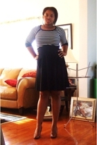 H&M sweater - H&M shoes - Target skirt