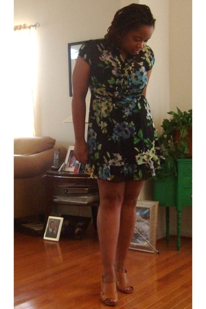 Forever21 dress - Nine West shoes