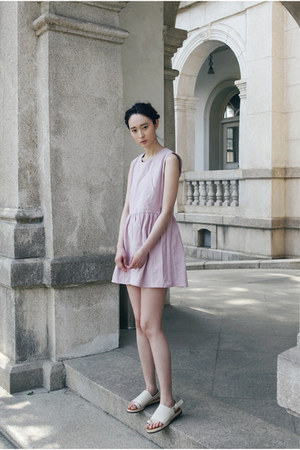 light pink dress FashionToAny dress