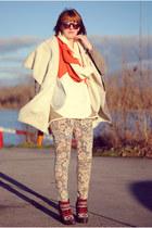 mustard Oasapcom pants