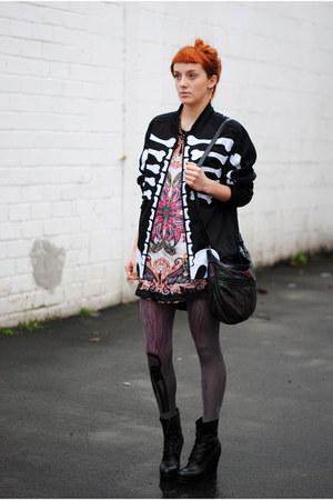 black adidas blazer