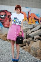 Secondhand bag - heppin heels - Secondhand suit
