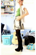 shirt - sweater - Diba - Go International skirt