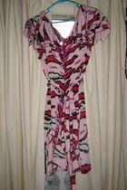 pink zac posen for target dress