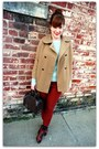 Topshop-coat-jcrew-sweater-louis-vuitton-bag-frye-heels-jcrew-pants