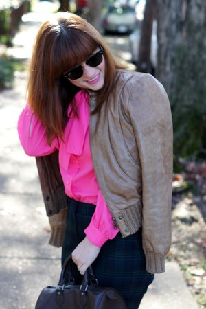 JCrew pants - asos jacket - Louis Vuitton bag - sam edelman loafers