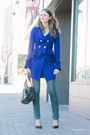 Black-truth-or-dare-shoes-blue-romwe-coat
