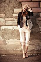nude adidas by stella mccartney pants - bronze Narcisco Rodriguez shoes
