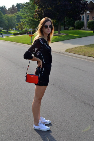 Red Kate Spade Bags, H\u0026M Dresses