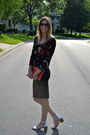 Michael-kors-purse-nasty-gal-sunglasses-forever-21-skirt-zara-sandals