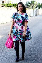 Choies dress - Calzedonia tights