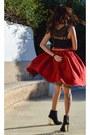 Black-zara-boots-black-lace-dress-midi-zara-dress