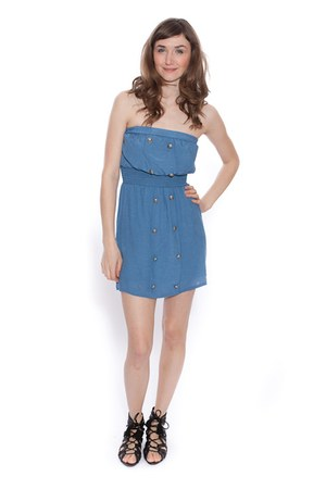 blue chicshopca dress
