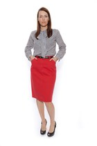 Dolce & Gabbana skirt - vintage blouse