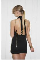 Anne Klein coat - necklace