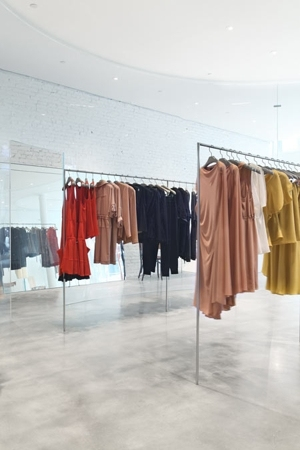 DEREK LAM FIRST BOUTIQUE IN NYC