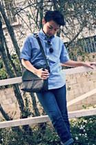 roger david jeans - Blazer shirt