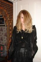Marc by Marc Jacobs jacket - Isabel Marant dress -