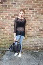 Black-bralet-new-look-top-black-mesh-next-top-toms-shoes