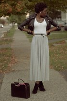The Fall Maxi Skirt