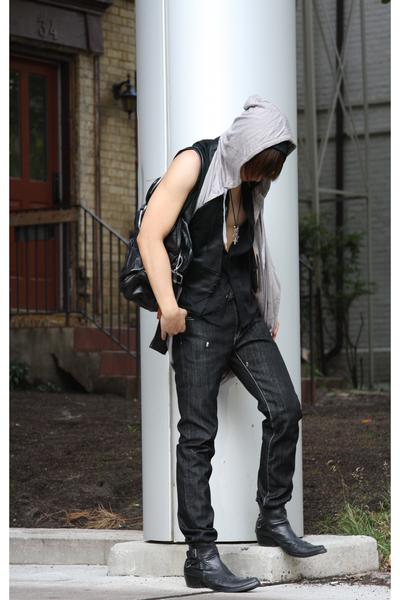 K2 vest - Izzue jeans
