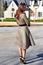 Prada coat - Prada heels