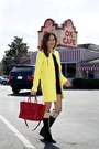 Derek-lam-boots-vince-dress-zara-coat-prada-bag