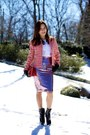 Burberry-shoes-red-valentino-jacket-salvatore-ferragamo-bag-topshop-skirt