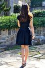 Valentino-sandals-red-valentino-dress