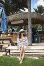 Flip-flops-prada-shoes-whbm-hat-prada-sunglasses-cover-up-oneill-top