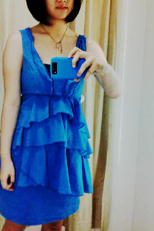 Zara dress - Forever21 necklace