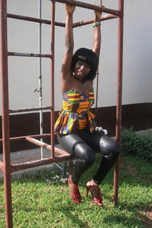 kente ghana made top