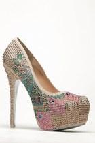 nude cicihot heels