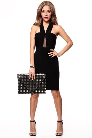black cicihot dress