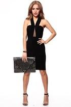 black cicihot dress