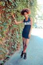 Black-cicihot-dress-black-roxy-heels