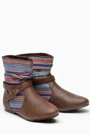 brown cicihot boots