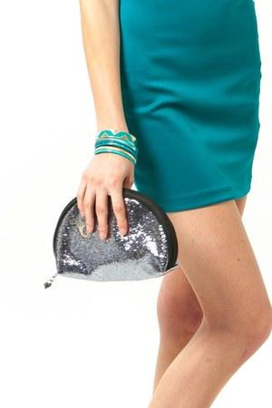 silver cicihot purse