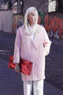Light-pink-front-row-shop-coat-white-leather-skully-jeffrey-campbell-heels