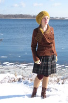 Gap skirt - Anthropologie top