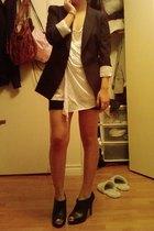 blazer - top - shoes