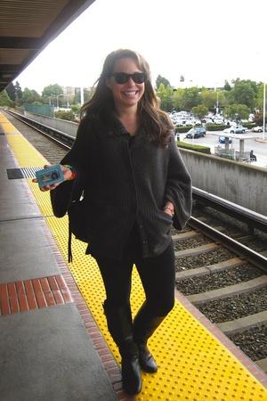 Fremont BART station!