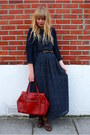 Navy-dahlia-dress-brown-next-shoes-ruby-red-cotton-fields-vintage-bag