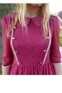 Pink-dahlia-dress-black-topshop-tights-black-vintage-bag-brown-leopard-lov
