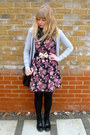 Black-ebay-boots-floral-dahlia-dress-black-snood-random-scarf-black-vintag