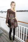 Black-nicholas-kirkwood-shorts-black-louis-vuitton-accessories-brown-vintage
