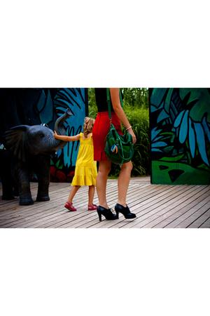shirt - skirt - shoes - accessories