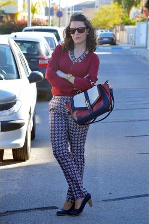 suiteblanco bag - Mulaya pants