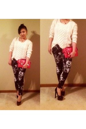 floral pants Target pants