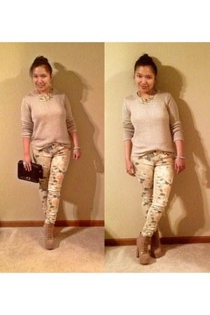floral jeans Target pants